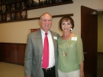 Dr. Bill Leadingham, Judi Slone Cole
