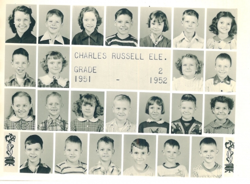 CHARLES RUSSELL GRADE 2