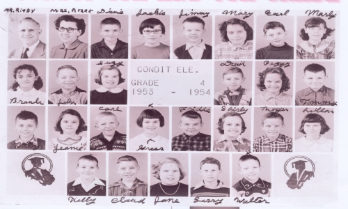 CONDIT Grade School          4th