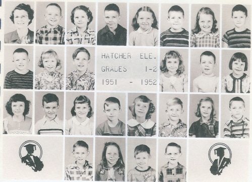 Hatcher Grade School        1--2